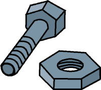 capscrews_nut_clipart